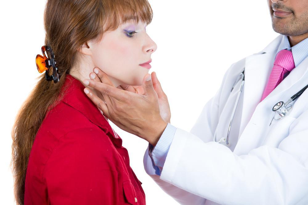 Можно ли греть лимфоузлы на шее