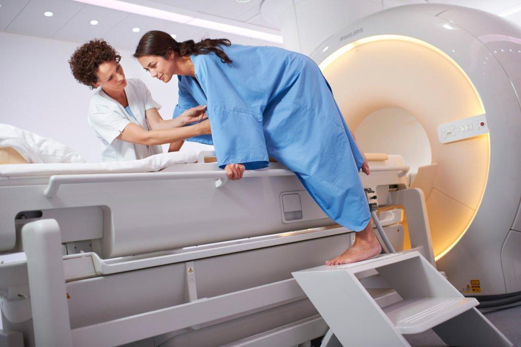 Диагностика молочных желез с помощью МРТ-маммографии