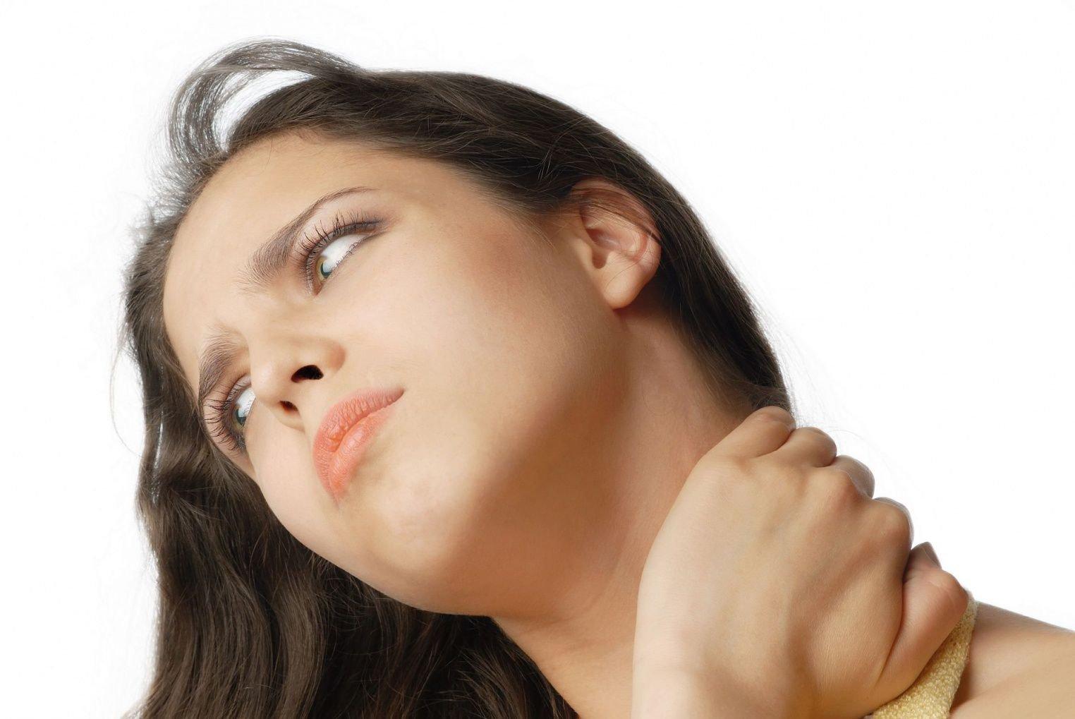 Симптомы шейного лимфаденита