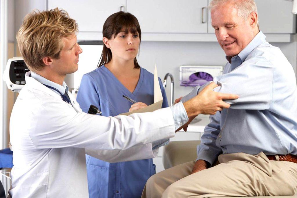 Упражнения при лимфостазе руки после мастэктомии