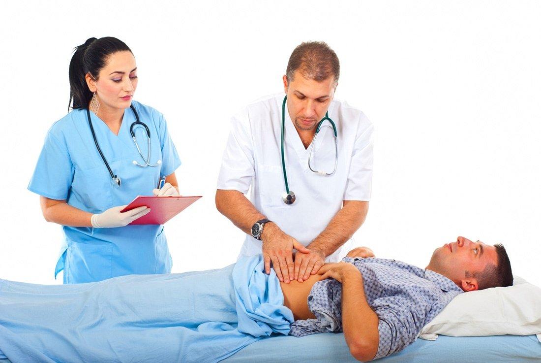 Формы нарушения паховой лимфаденопатии
