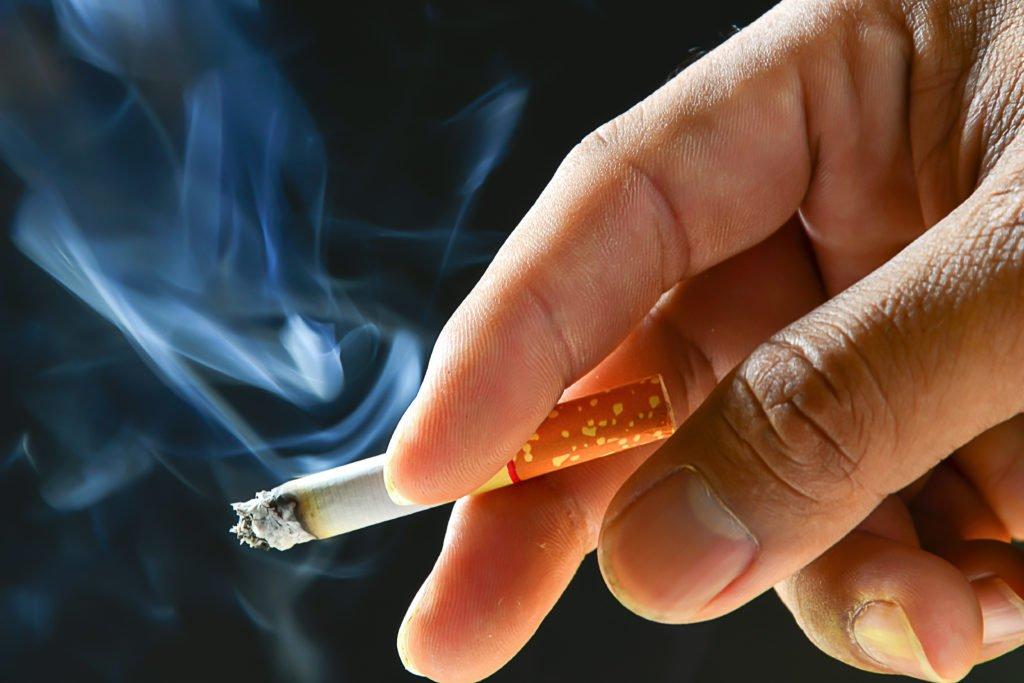 Т-клеточная лимфома при курение