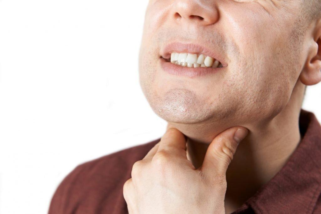 Как проявляется лимфаденопатия подчелюстных лимфоузлов, причины и лечение патологии