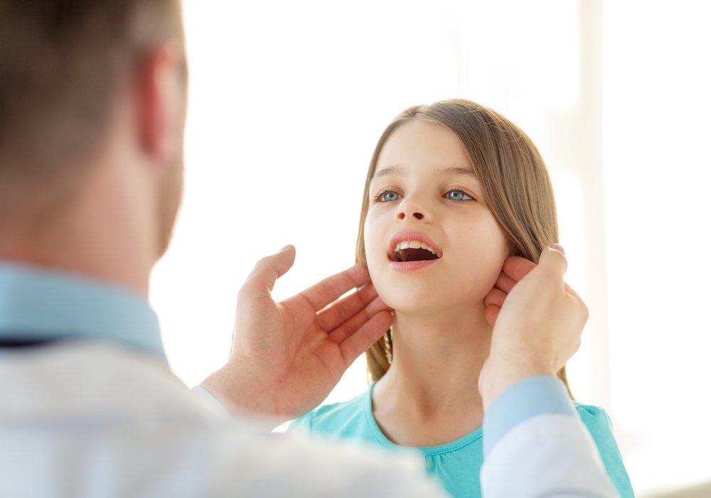Лимфаденит у детей: причины и симптомы, классификация, диагностика и лечение