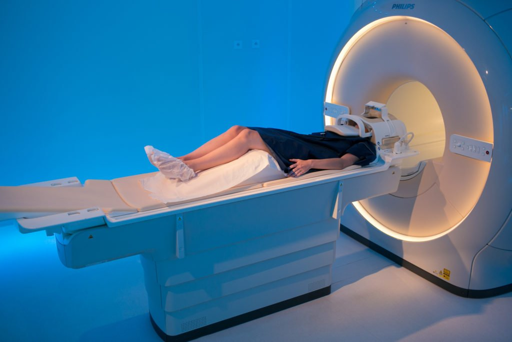 Диагностика лимфоцитарной лимфомы с помощью МРТ