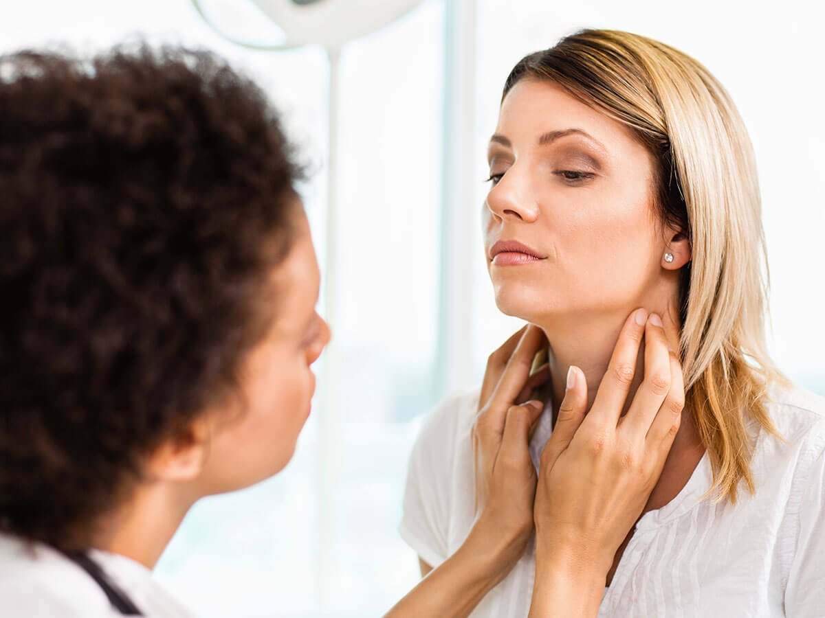 К какому врачу обращаться при болях в лимфоузлах и при каких симптомах