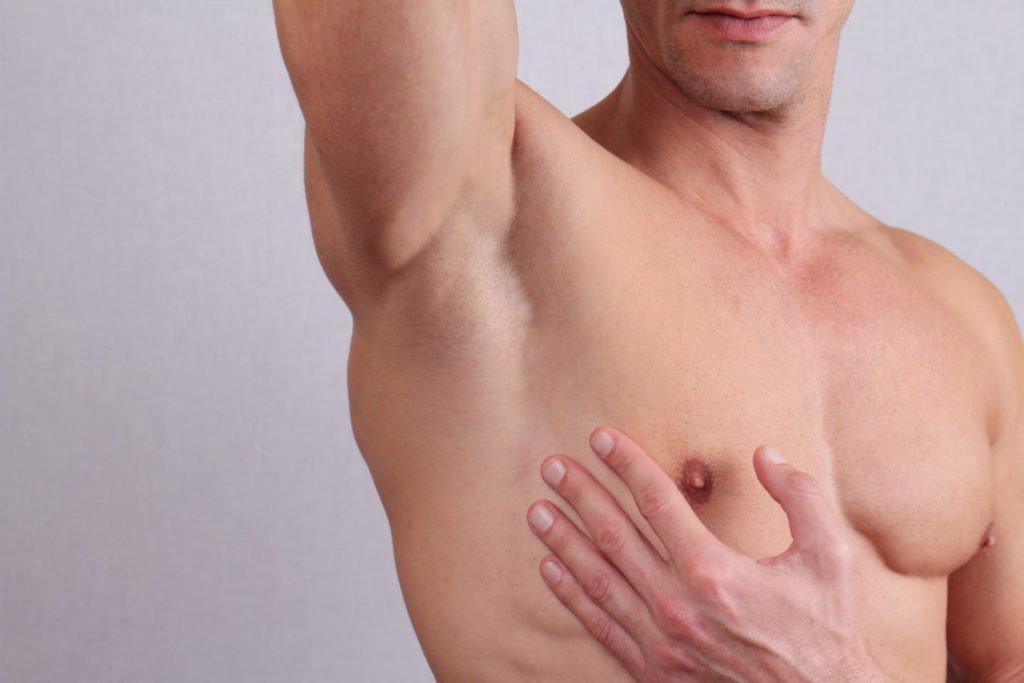 Подмышечный лимфаденит: причины, симптомы, лечение