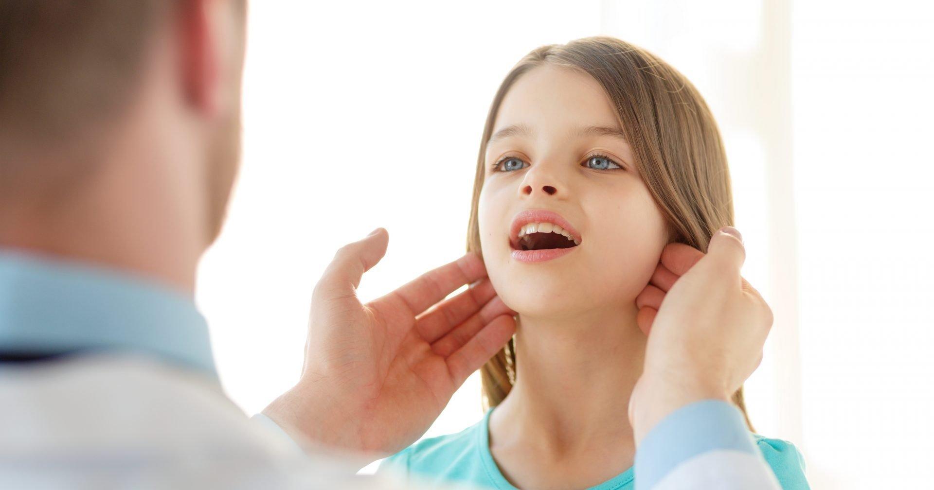 Причины развития гнойного лимфаденита у детей