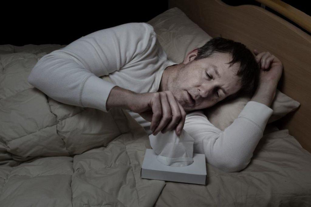 Симптомы лимфомы Ходжкина