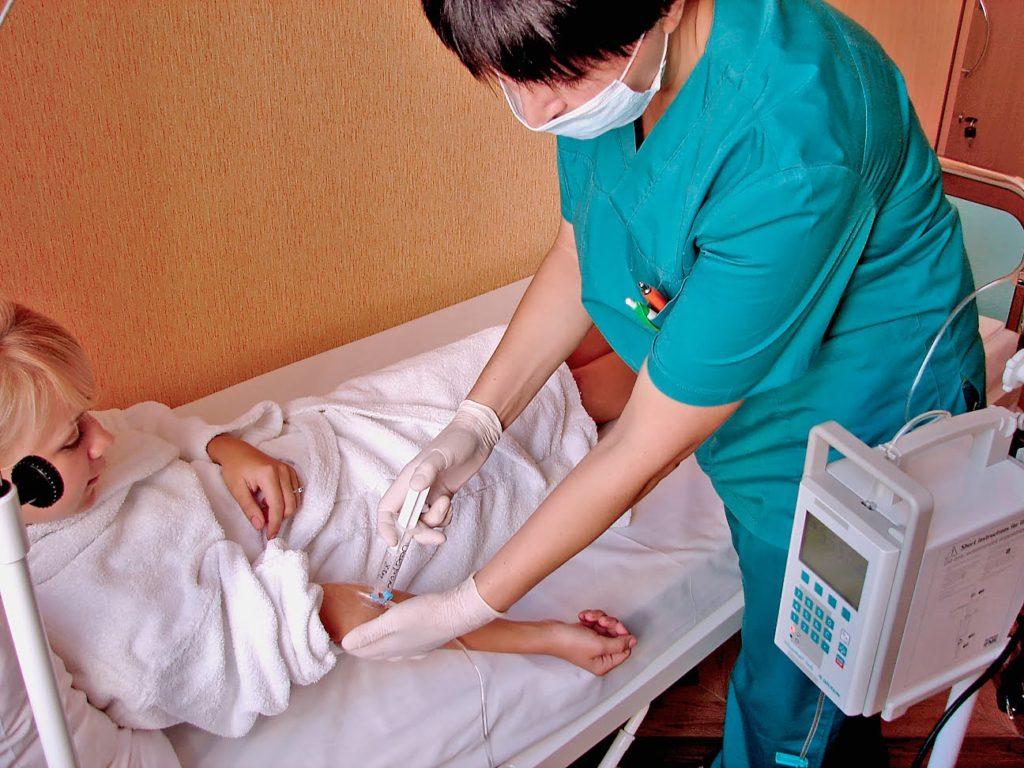 Лечение Т-клеточной лимфомы химиотерапией
