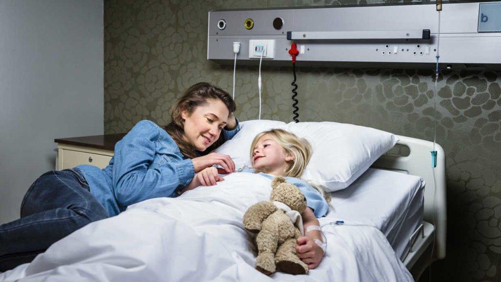 Хирургическое лечение лимфомы у детей