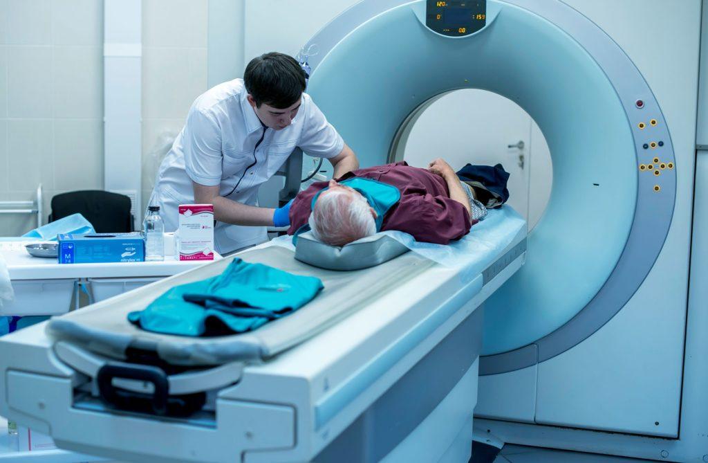 Диагностика злокачественной гранулемы с помощью КТ