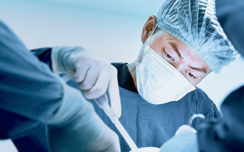 Операция при подмышечном лимфадените