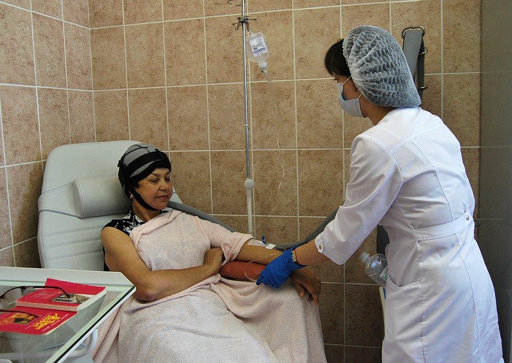 Лечение фолликулярной лимфомы