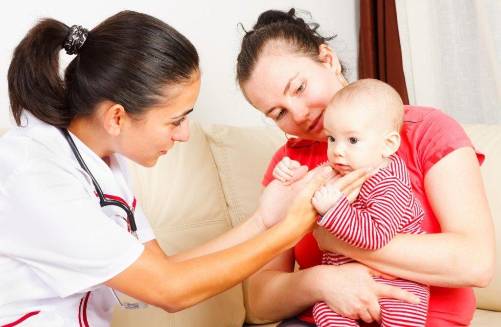 Лечение детского лимфаденита