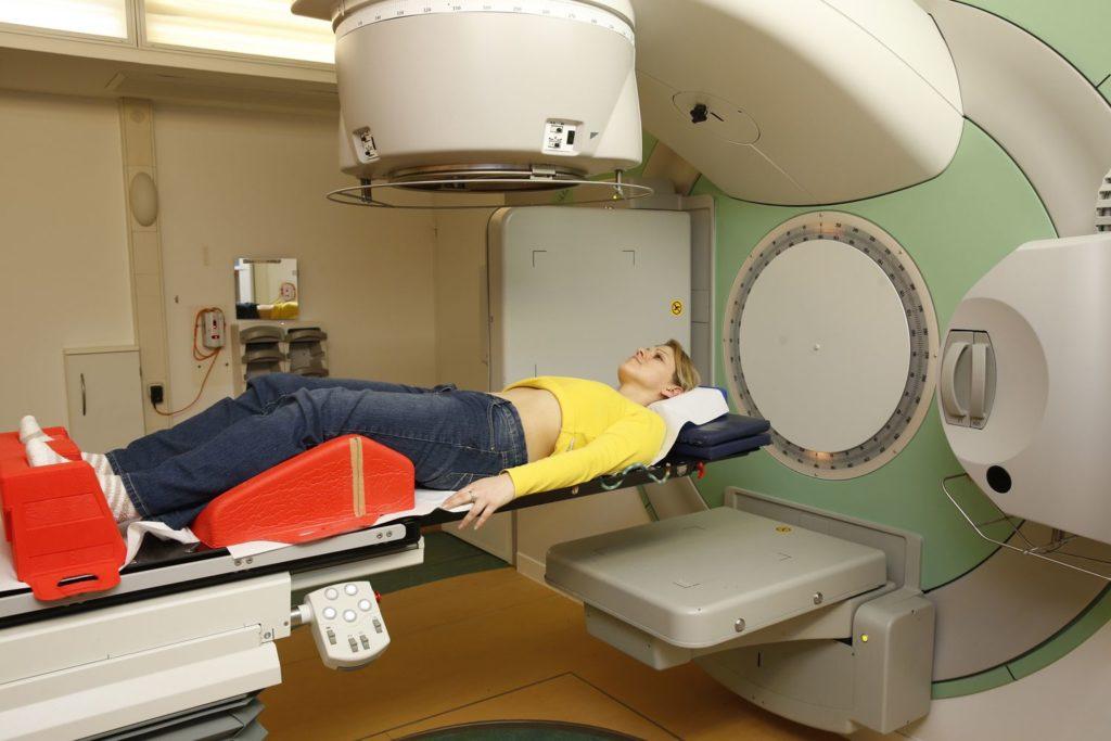 Радиотерапия при лимфоме