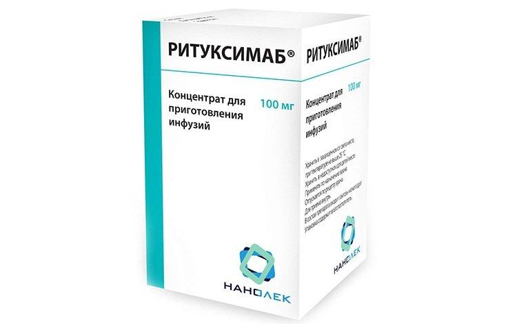 Ритуксимаб при лечении лимфомы средостения