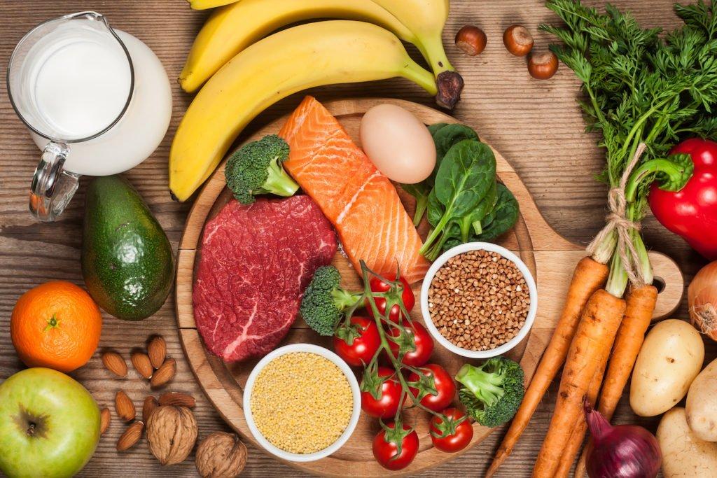 Правильное питание при подмышечном лимфадените