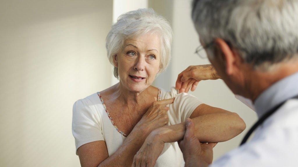 Лечение аксиллярной лимфаденопатии
