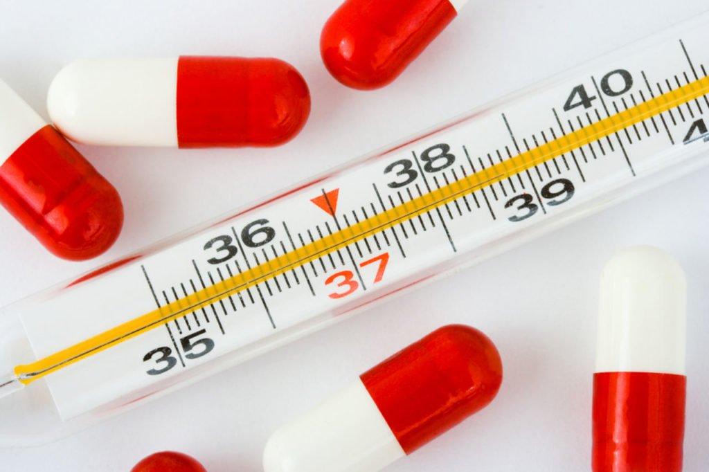 Опасность согревания лимфоузлов