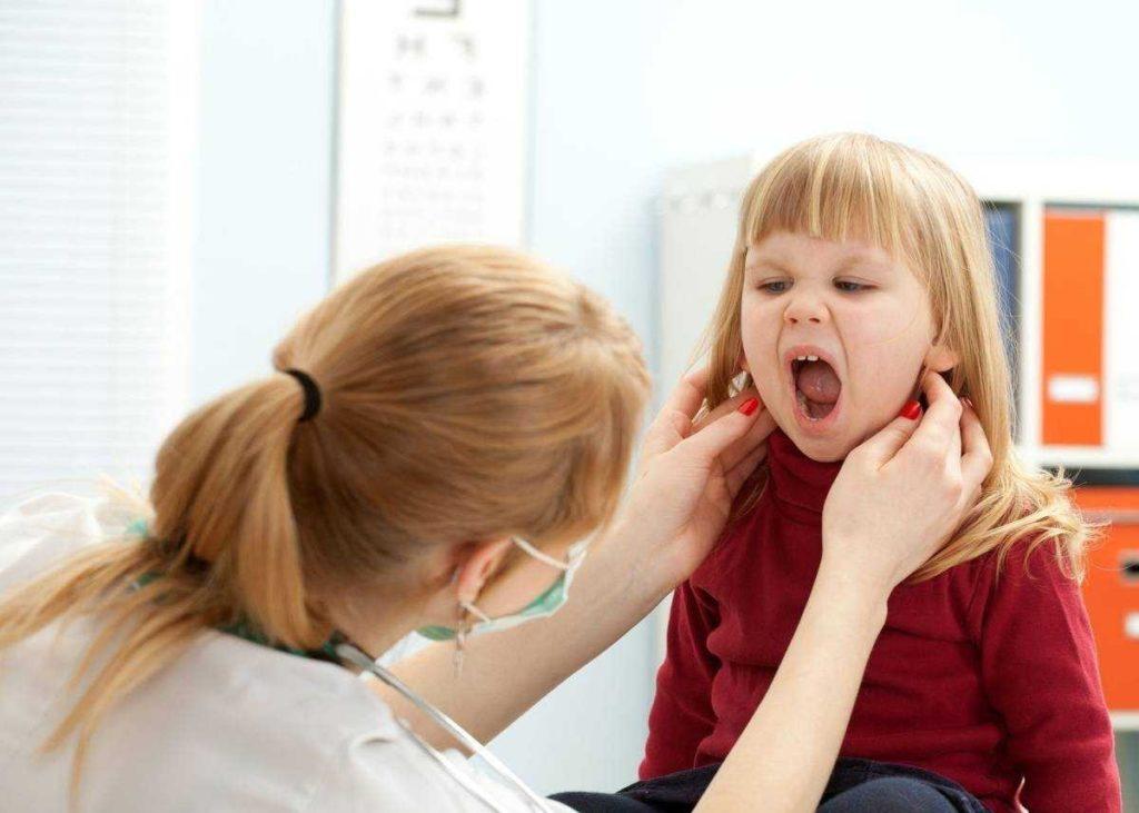 Диагностика лимфоузлов