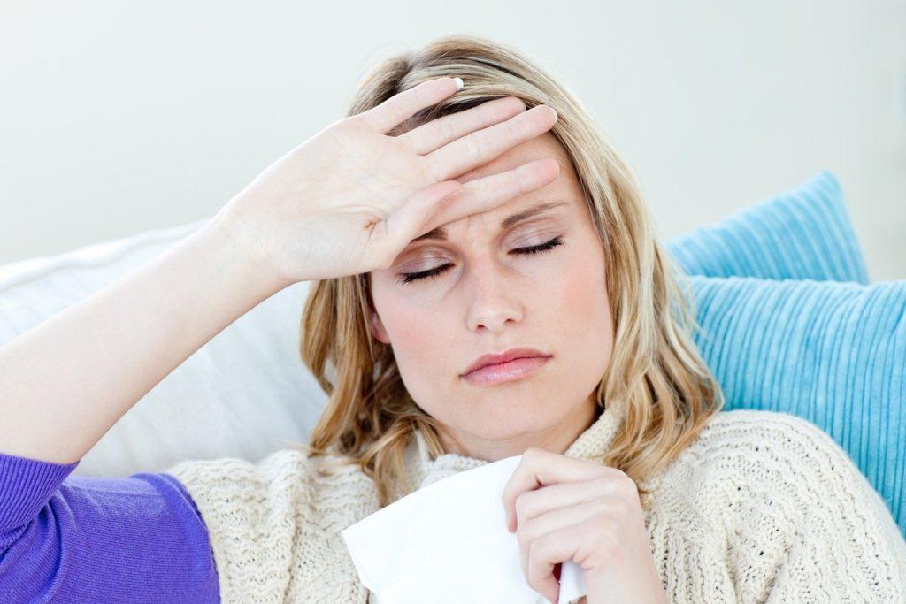 Причины лимфомы