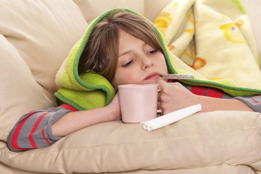 Увеличение лимфоузлов при инфекционных заболеваниях