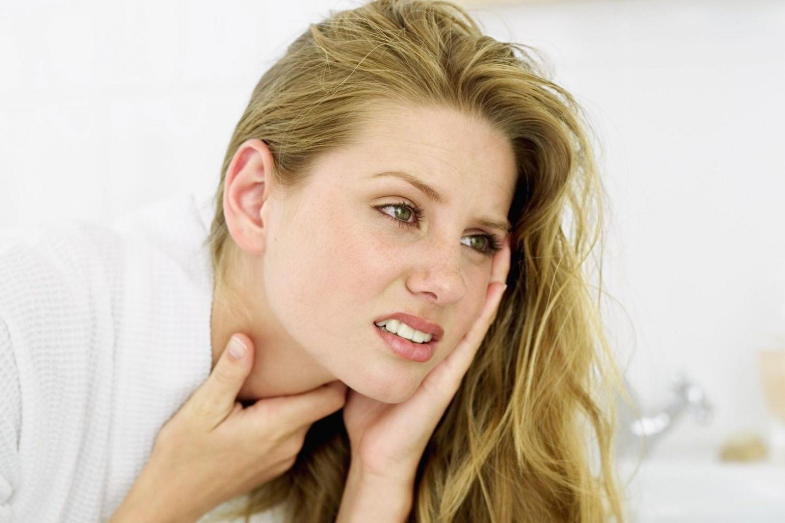 Почему лимфоузлы увеличиваются при простуде