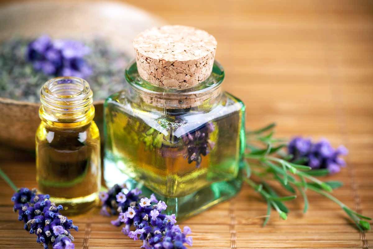 Компресс на лимфоузлы с эфирными маслами