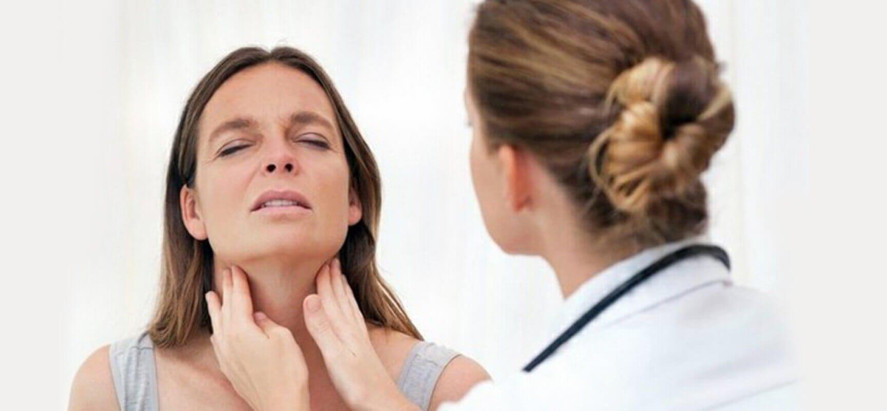 Воспаление региональных лимфоузлов при беременности