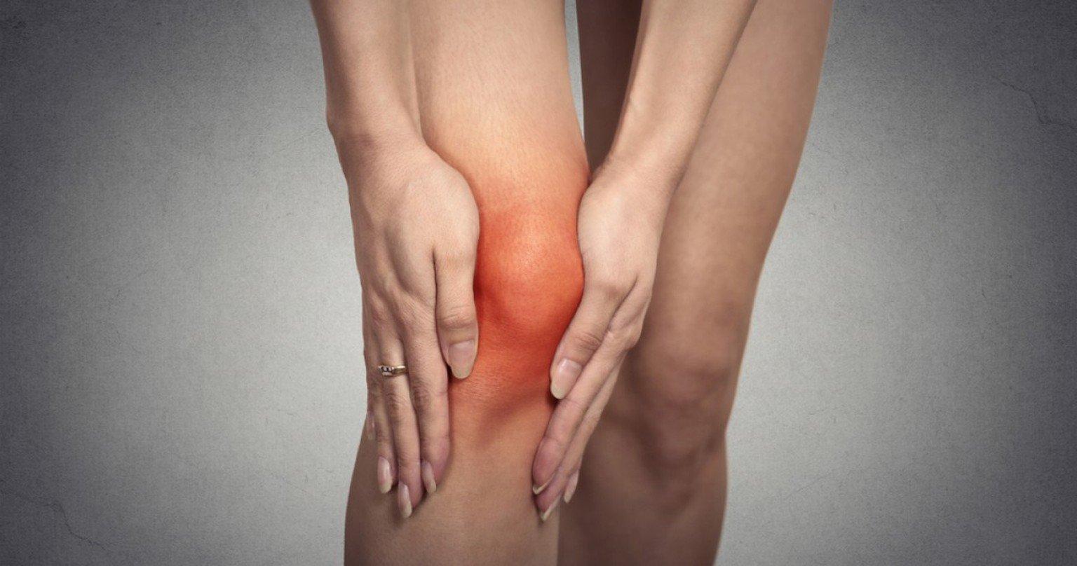 Болевой синдром при воспалении подколенного лимфоузла