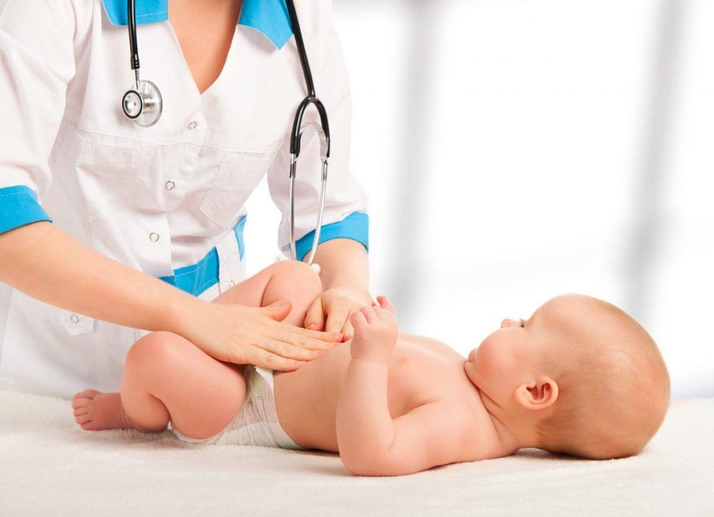 Размер селезенки у детей при рождении