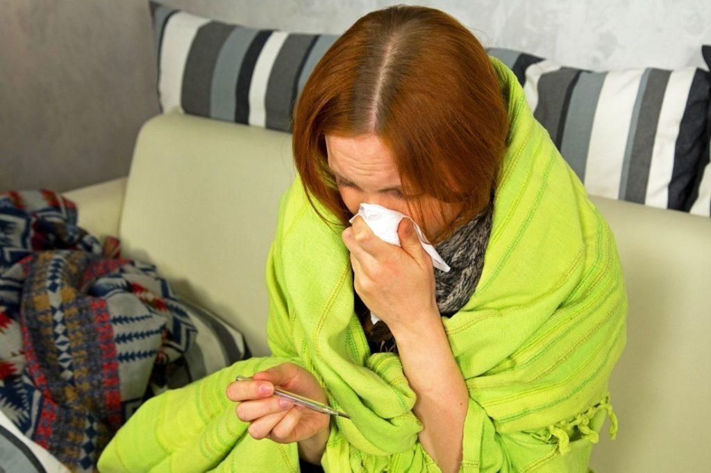 Воспаление лимфоузлов на голове из-за инфекции