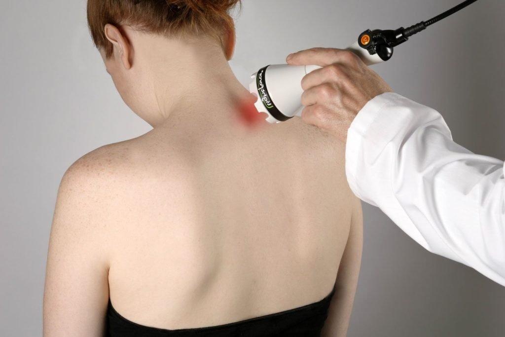 Лечение заднешейных лимфоузлов физиотерапией