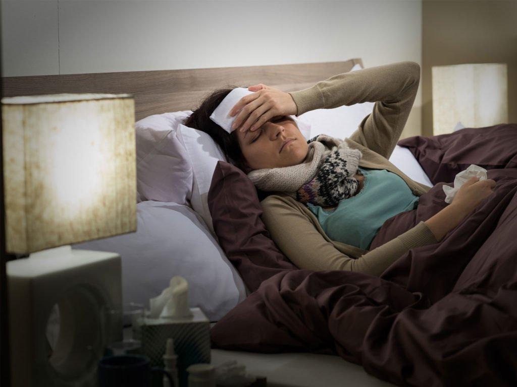 Симптоматика при больной селезенке