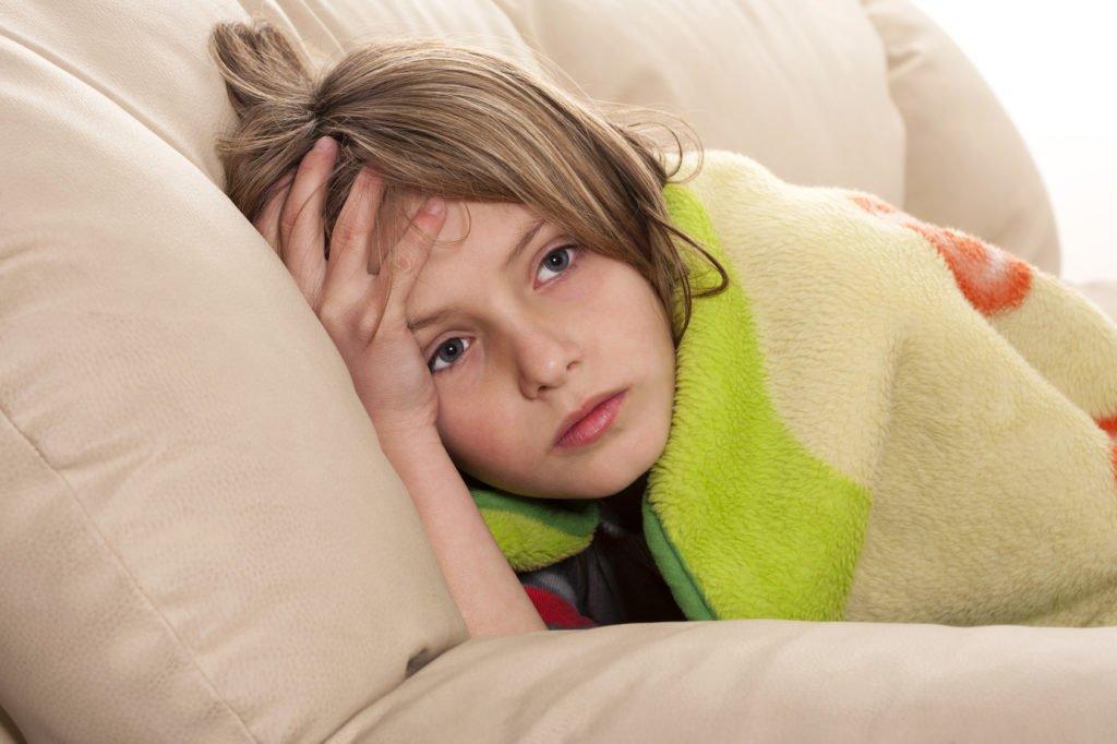 Симптомы лимфаденопатии у детей