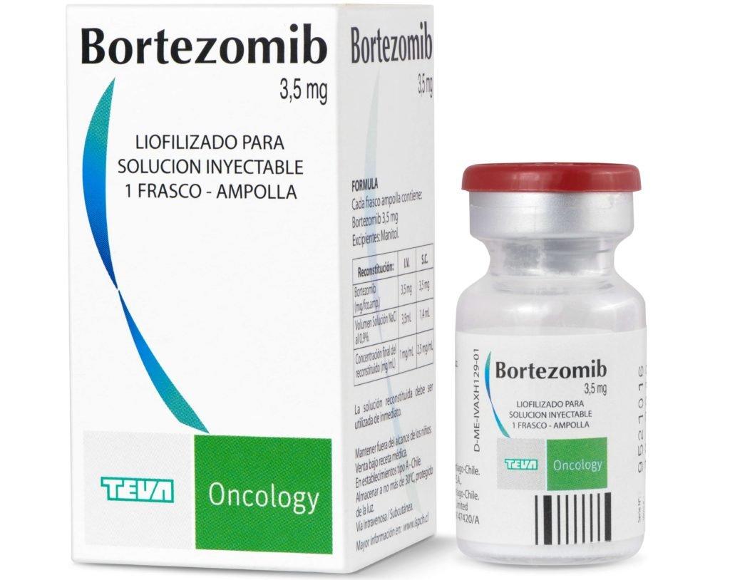 Бортезомиб при опухоли костного мозга