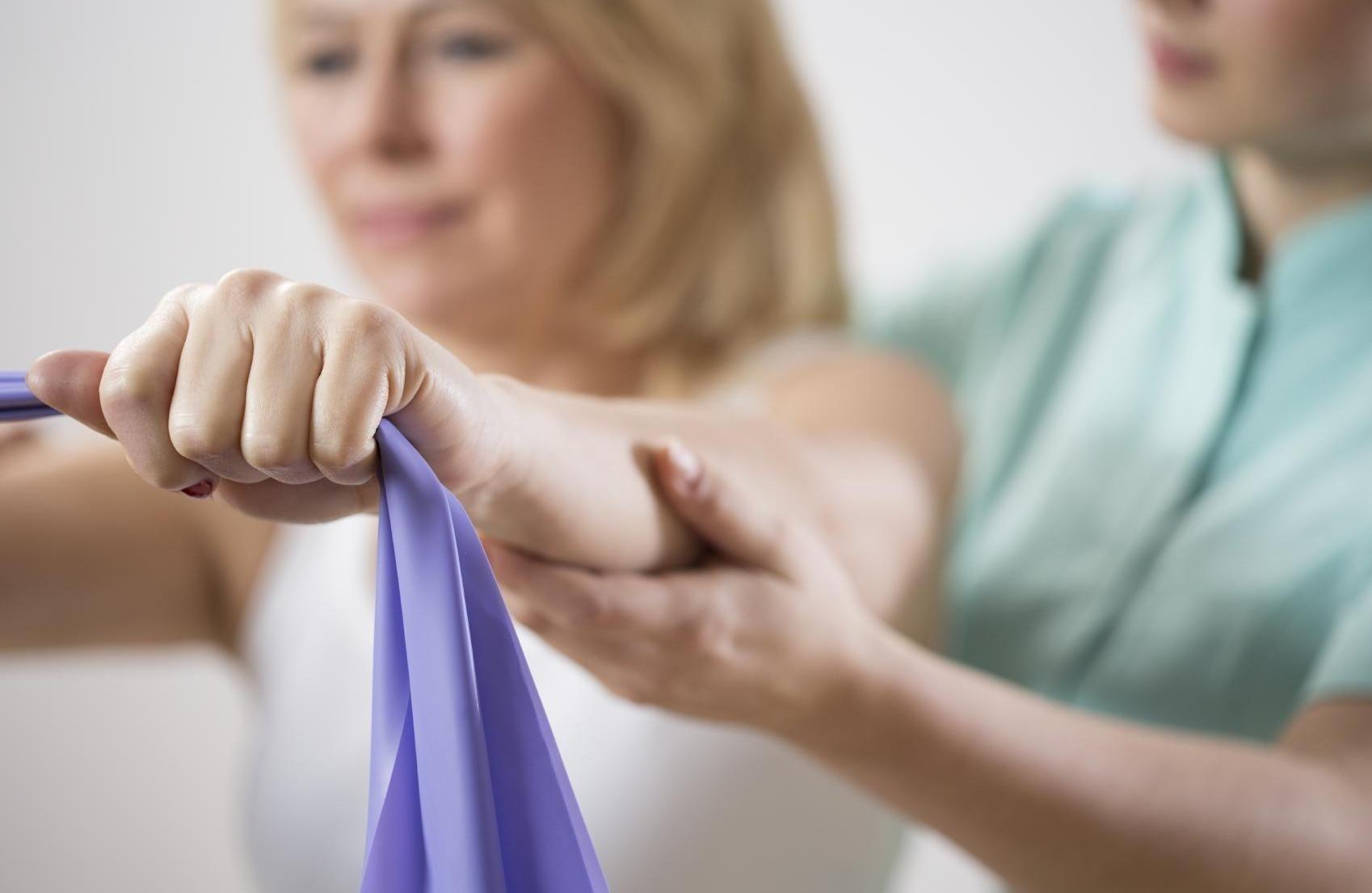 Упражнения после удаления лимфоузлов