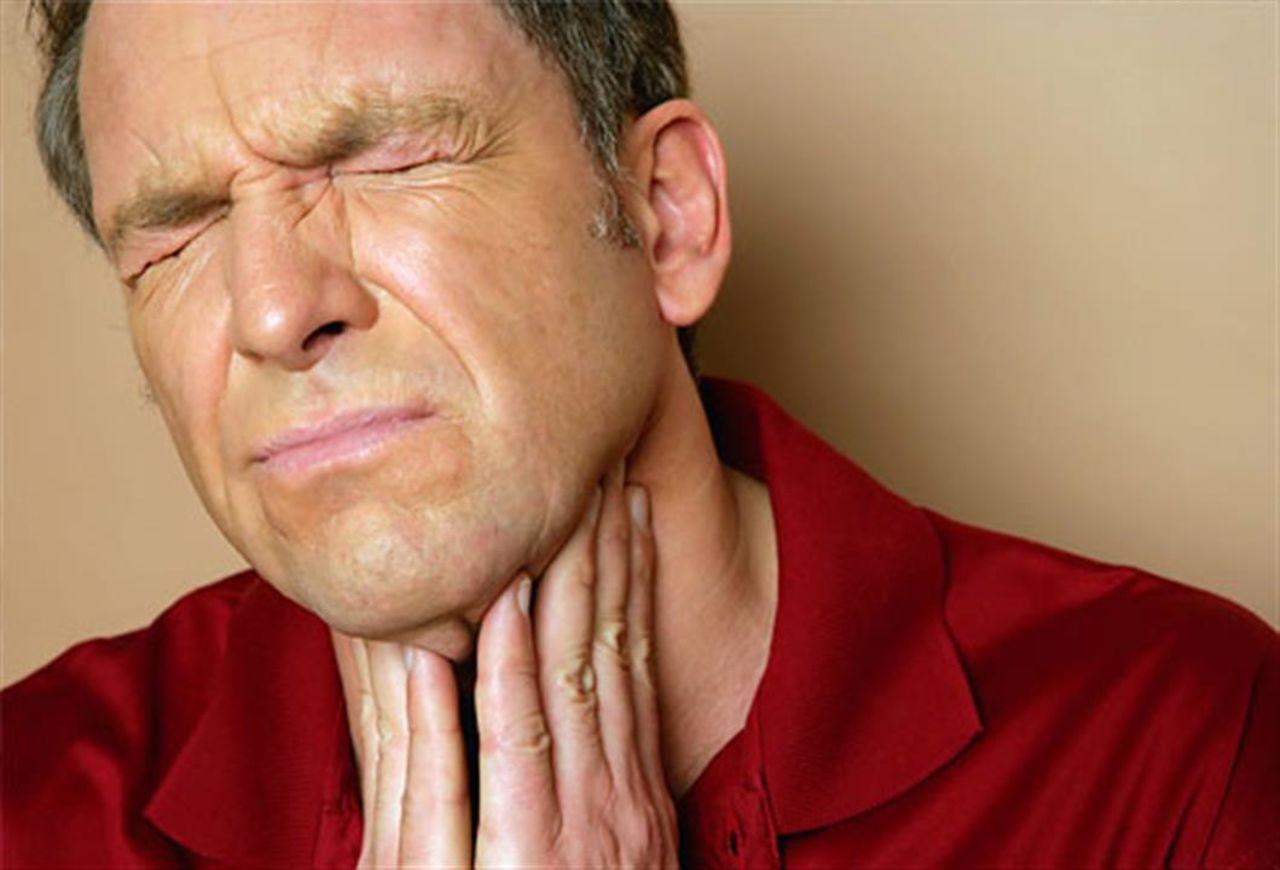 Симптомы воспаления лимфоузлов при простуде