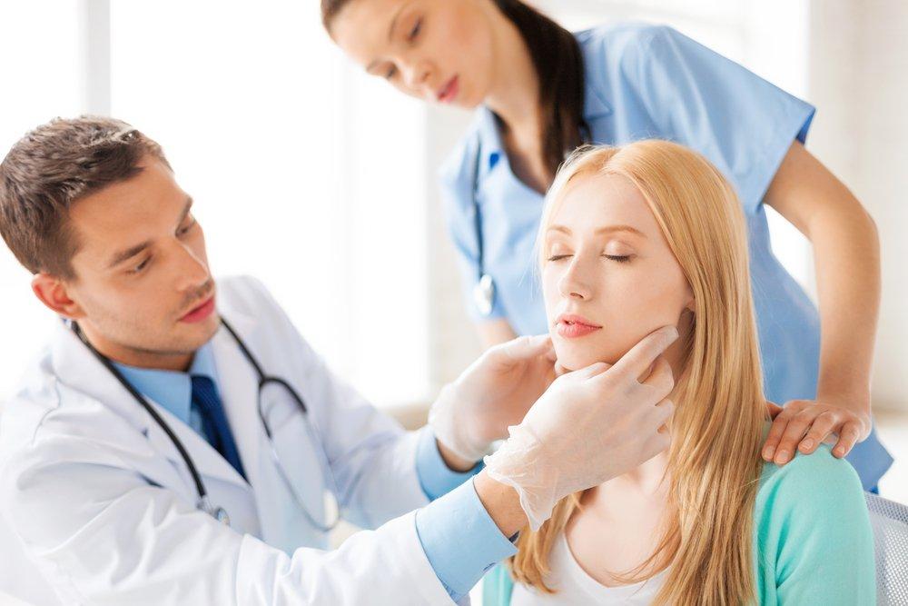 Какой врач назначает антибиотики при воспалении лимфоузлов