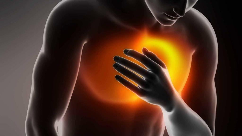 Внутригрудные лимфатические узлы: расположение и функции, причины воспаления