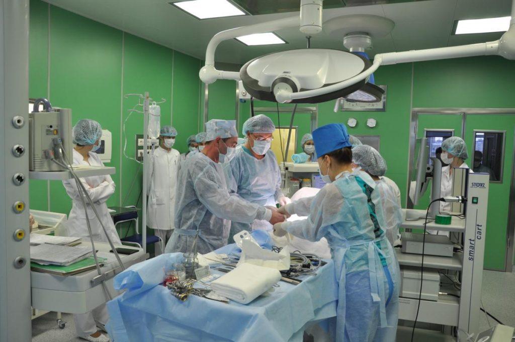 Операция по удалению тимуса