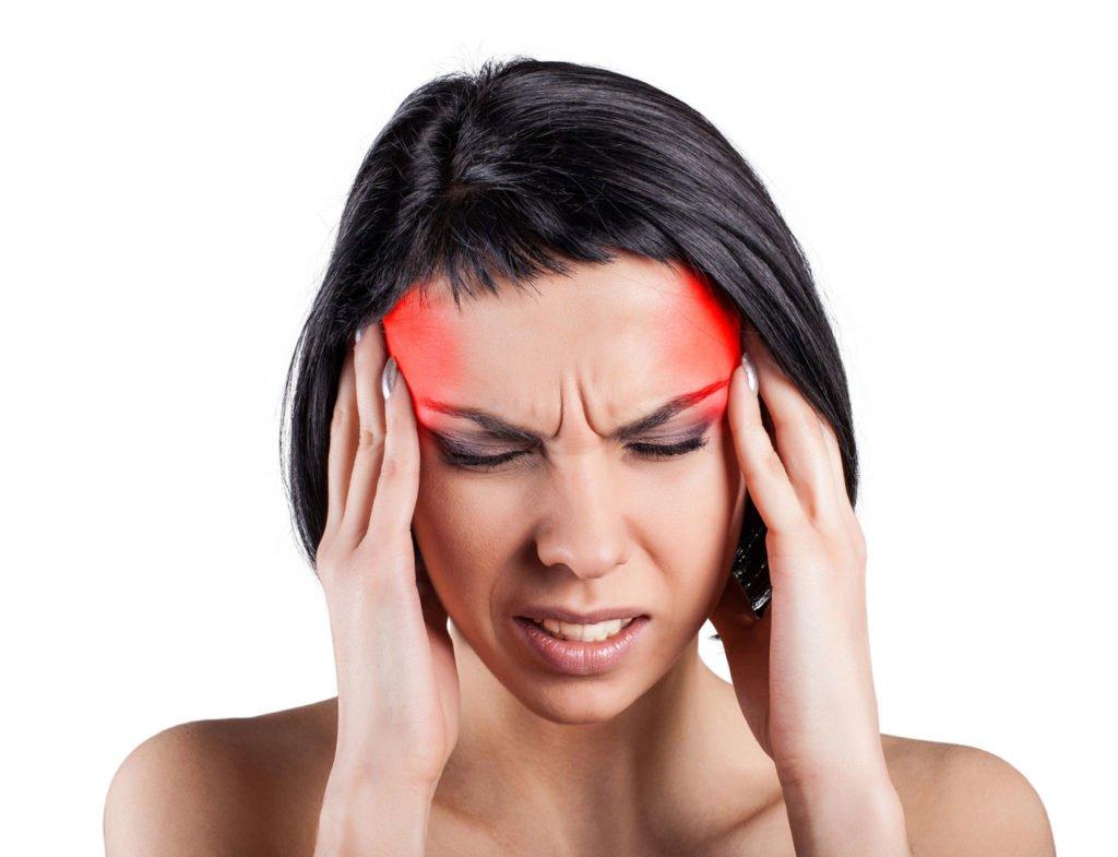 Симптомы воспаления лимфоузлов на голове