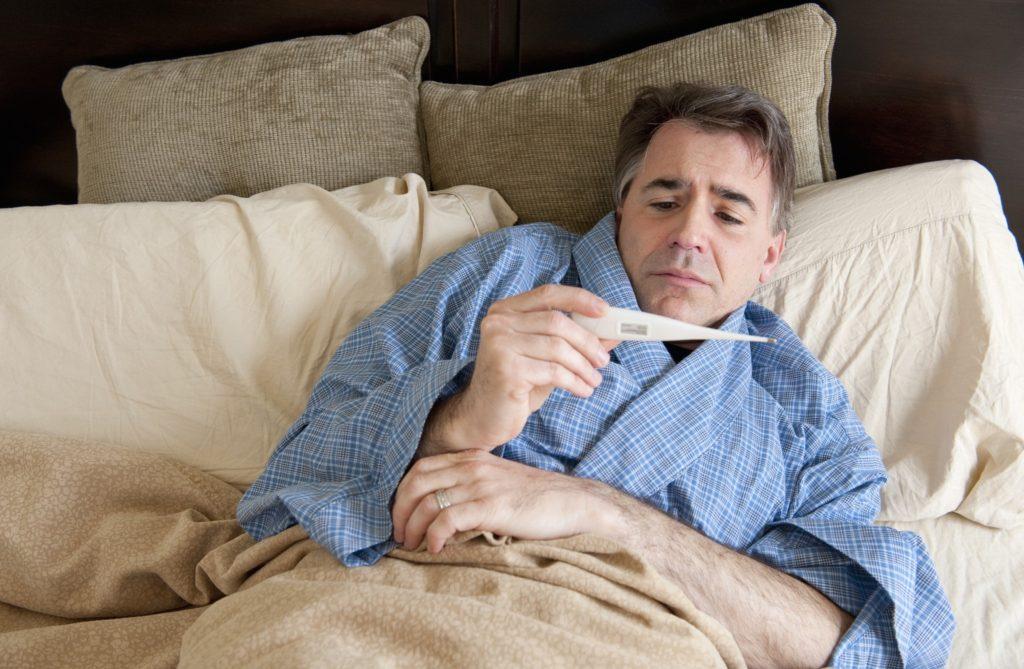 Злокачественная лимфосаркома