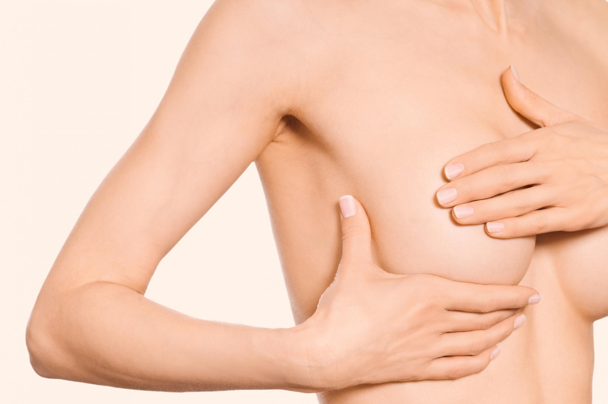 Лимфаденопатия слева молочной железы