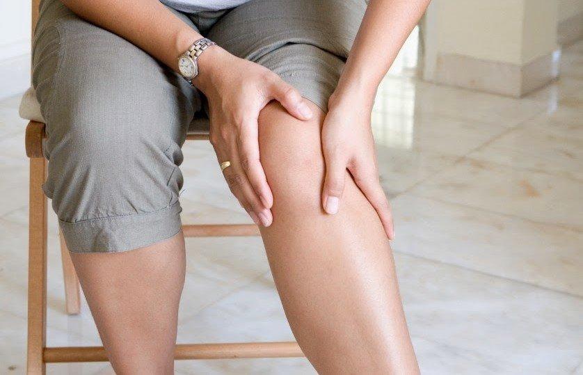 Симптомы лимфатических отеков