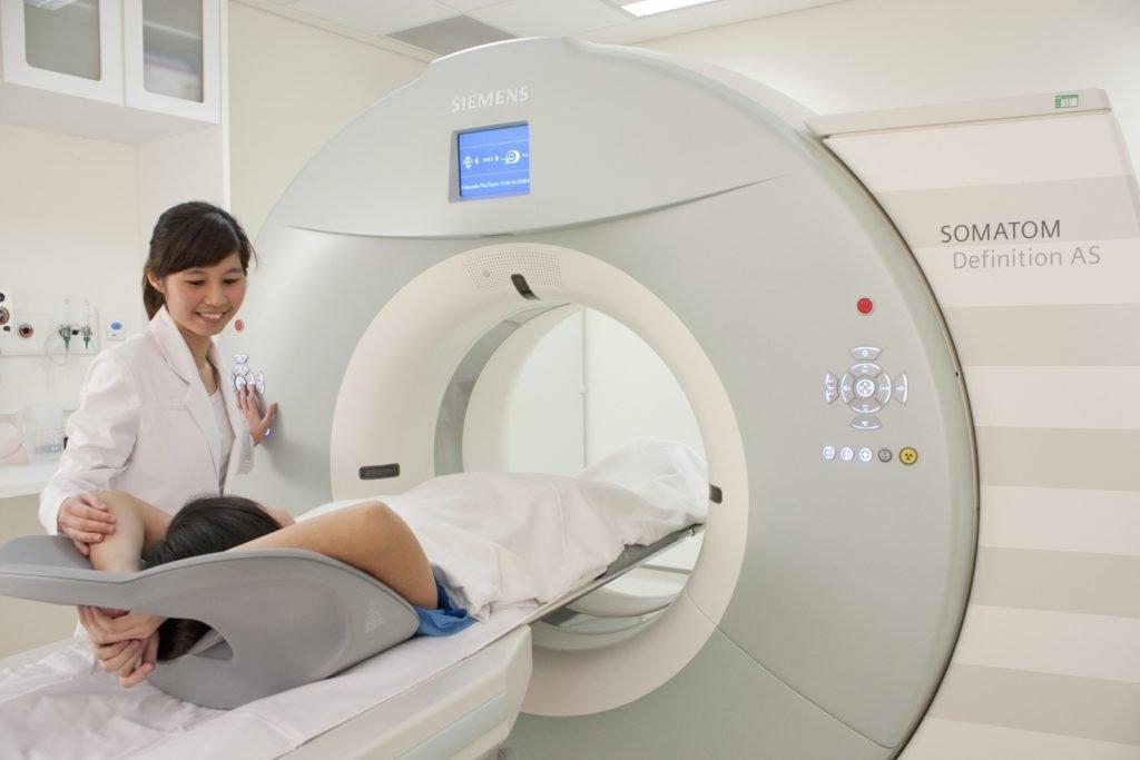 Диагностика подвздошных лимфоузлов с помощью МРТ