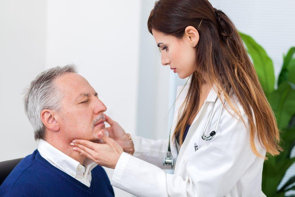 Увеличение лимфоузлов вследствие инфекционных заболеваний