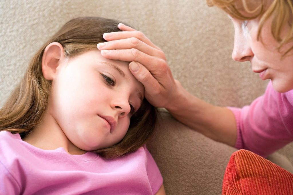 Причины развития спленомегалии у детей