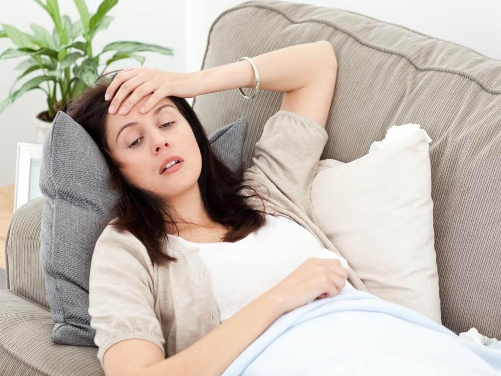 Симптомы рака селезёнки